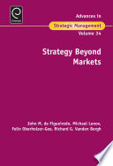 Strategy Beyond Markets