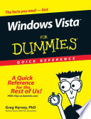 illustration Windows Vista For Dummies Quick Reference