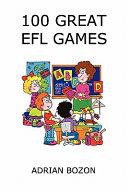 100 Great EFL Games