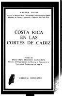 Costa Rica en las cortes de Cádiz