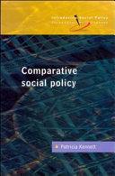 Comparative social policy