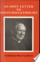 An Open Letter to Confused Catholics