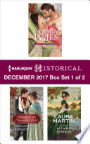 Harlequin Historical December 2017 Box Set 1 Of 2 book
