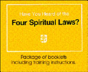have you heard of the four spiritual laws