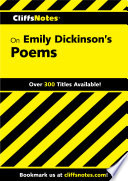CliffsNotes on Emily Dickinson s Poems