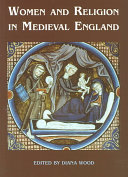 Women and Religion in Medieval England