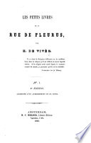 Les Petits Livres de la Rue de Fleurus      No  1  2e   dition  Augment  e d un avertissement et de notes