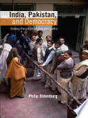 India  Pakistan  and Democracy