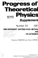 Progress of Theoretical Physics