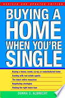 Buying a Home When You re Single