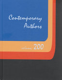 Contemporary Authors Approximately 300 Modern Writers In This