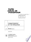 1970 Census of Population