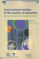 Cross national Studies of the Quality of Education