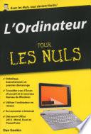 L'Ordinateur Pour les Nuls, édition poche