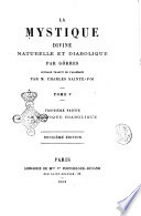 La mystique divine naturelle et diabolique par Görres