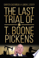 Book The Last Trial of T  Boone Pickens