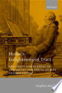 Hume s Enlightenment Tract