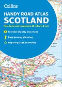 Collins Handy Road Atlas Scotland