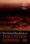 download ebook the oxford handbook on the united nations pdf epub