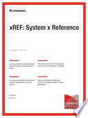 xREF  System x Reference