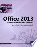 Office 2013   Novedades y principales funciones