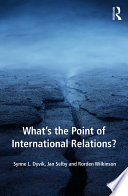 What S The Point Of International Relations
