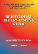 Behavioral Interview Guide