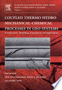 Coupled Thermo Hydro Mechanical Chemical Processes in Geo systems