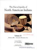 The encyclopedia of North American Indians