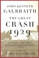 download ebook the great crash 1929 pdf epub