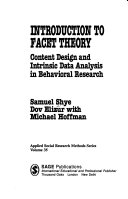 Introduction to Facet Theory