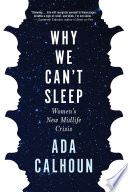 Book Why We Can t Sleep