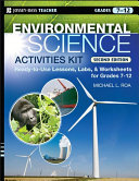 Environmental Science Activities Kit