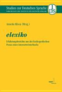 Elexiko