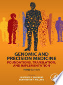 Genomic and Precision Medicine