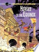 Valerian   Laureline   Volume 8   Heroes of the Equinox