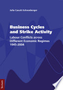 Business Cycles and Strike Activity