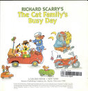 Richard Scarry S The Cat Family S Busy Day