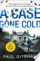A Case Gone Cold  novella   DCI Warren Jones