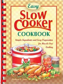 Easy Slow Cooker Cookbook
