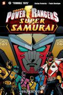Power Rangers Super Samurai  2  Terrible Toys