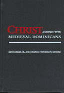 Christ among the medieval Dominicans