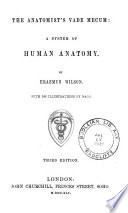 The Anatomist S Vade Mecum book