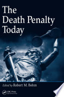 The Death Penalty Today