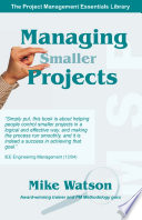 Managing Smaller Projects