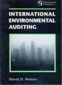 International Environmental Auditing