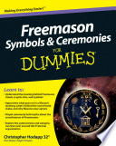 Freemason Symbols and Ceremonies For Dummies    Custom