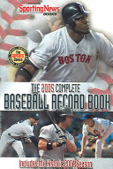 Complete Baseball Record Book 2005 Edition