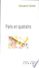 Paris en quatrains