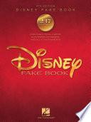 The Disney Fake Book Book PDF